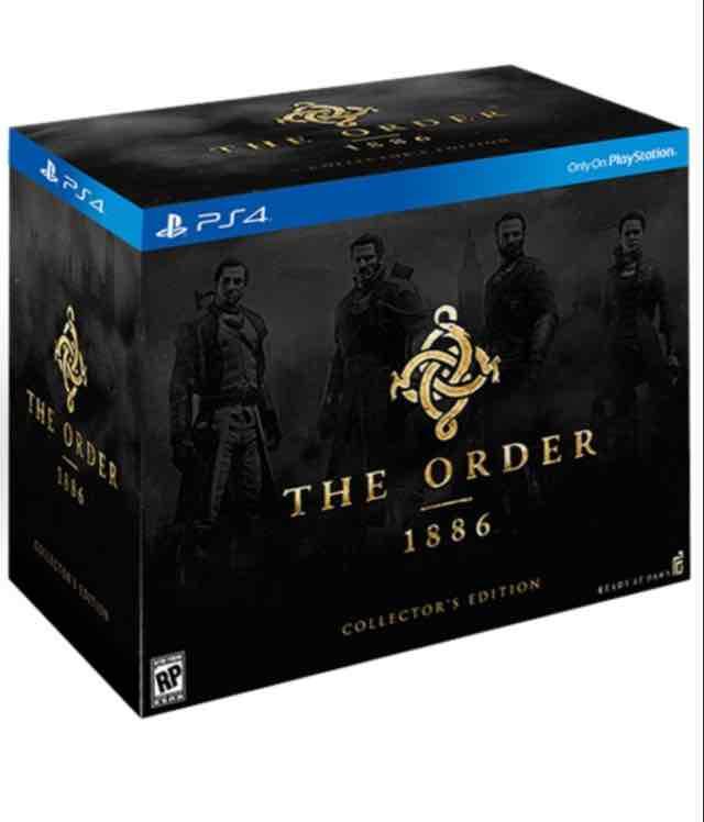 Palacio de Hierro: The Order (Collector's Edition) PS4 a $899