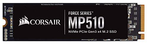 Amazon MX: Corsair Force MP510 M.2 480GB NVMe SSD(Vendido y enviado por Amazon USA)