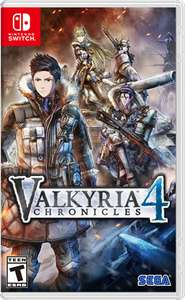 eshop y Xbox One - Valkyria Chronicles 4 $329, Complete Edition a $539