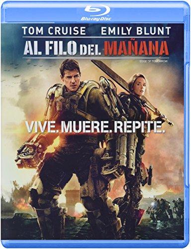 Amazon MX: Película Al Filo Del Mañana  [Blu-ray]