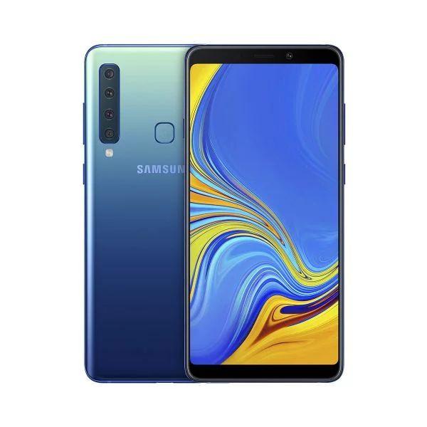 Doto: Samsung Galaxy A9 2018 Azul Limonada