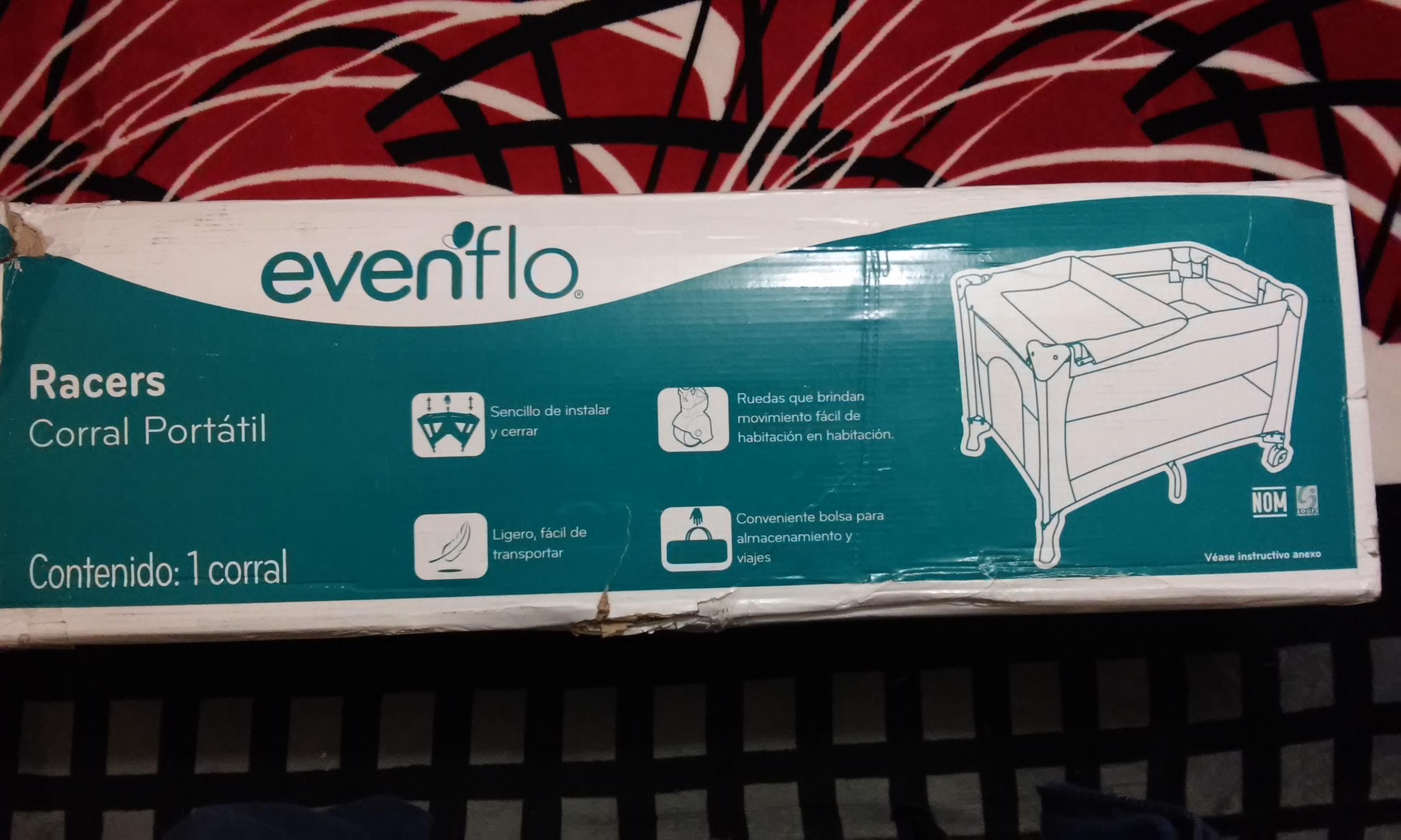 Bodega Aurrerá: Cuna Evenflo a $300.02