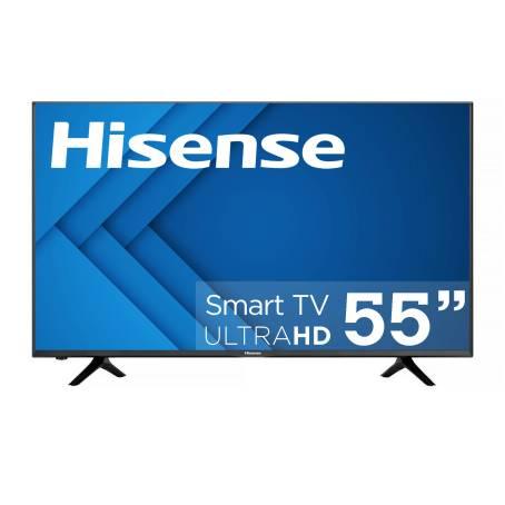 "Sam's Club: pantalla hisense 55"" smart tv 4K"