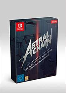 Amazon Japón: ASTRAL CHAIN Collector's Edition. Nintendo Switch