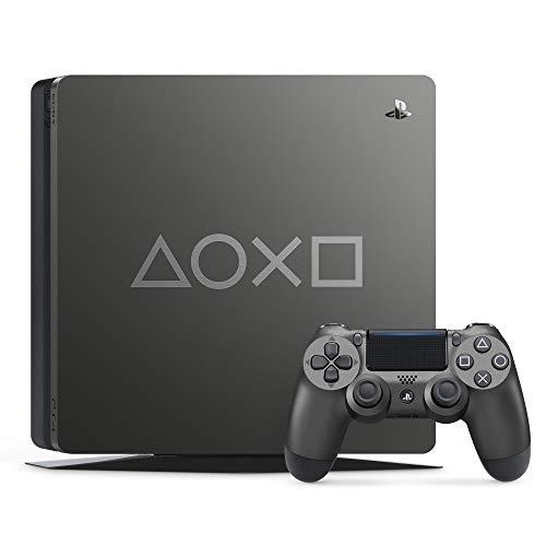 Amazon: Consola PS4 Slim 1TB Days of Play - Special Limited Edition pagando con Amazon Recargable