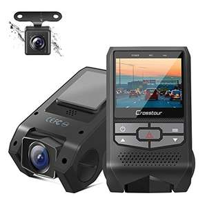 Amazon USA: Cámara para coche (DASHCAM) 1080P HD