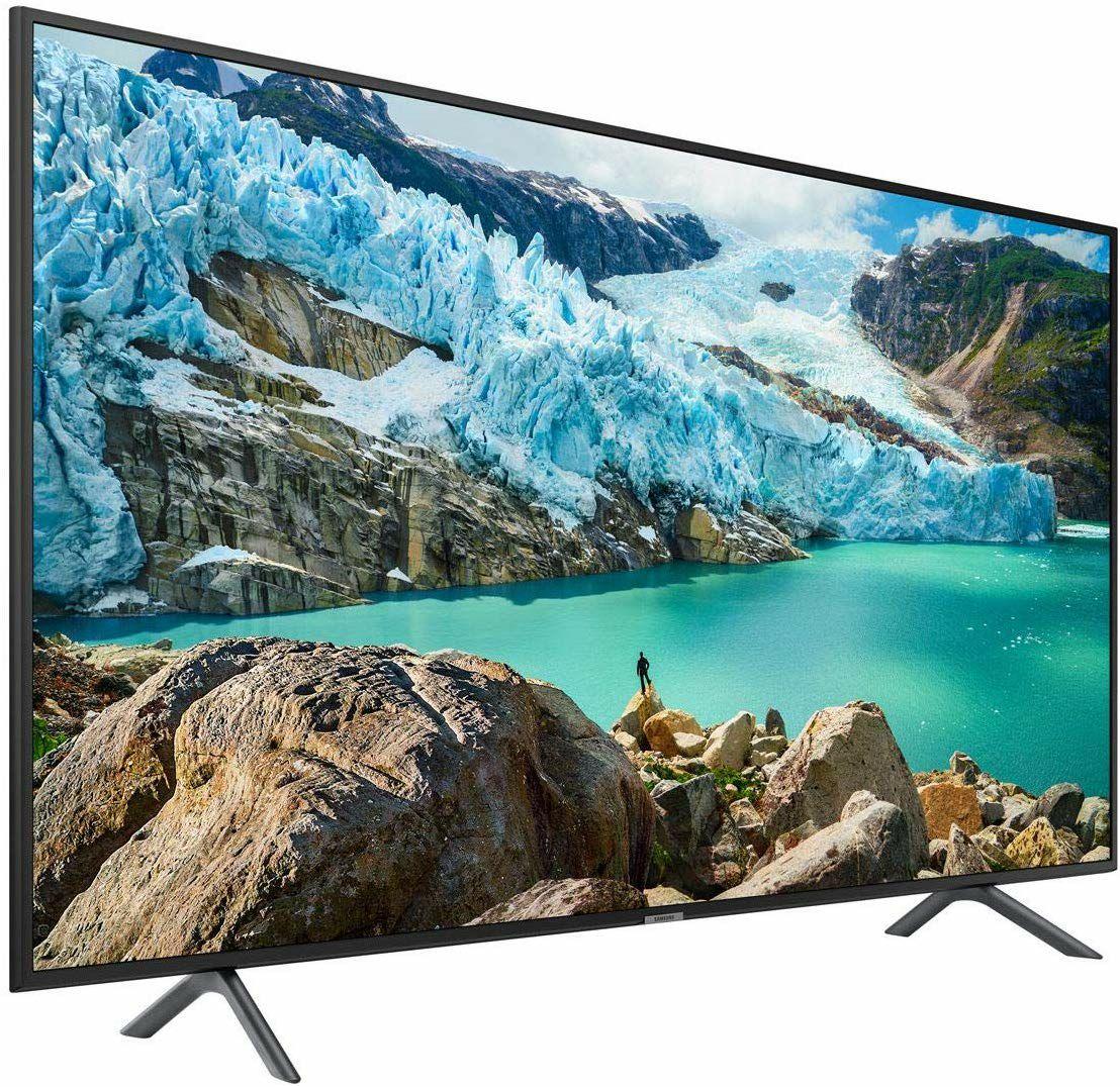 """Amazon: Samsung UN43RU7100FXZX 4K Ultra HD TV Inteligente 50"""" (Pagando con Amazon recargable)"""