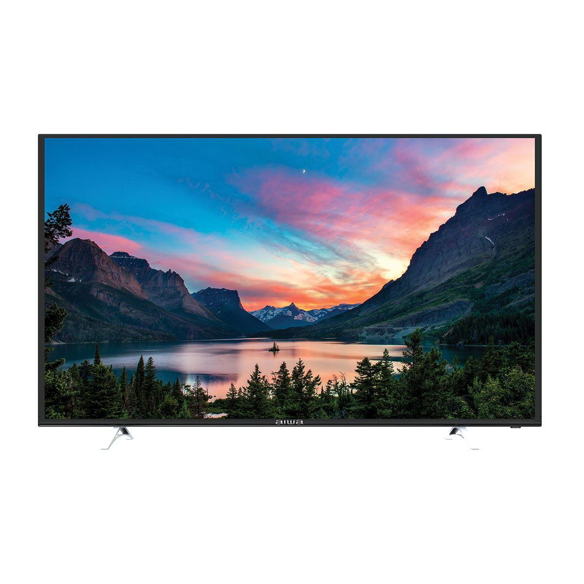 "Chedraui: Smart TV AIWA 50"" 4K UHD"