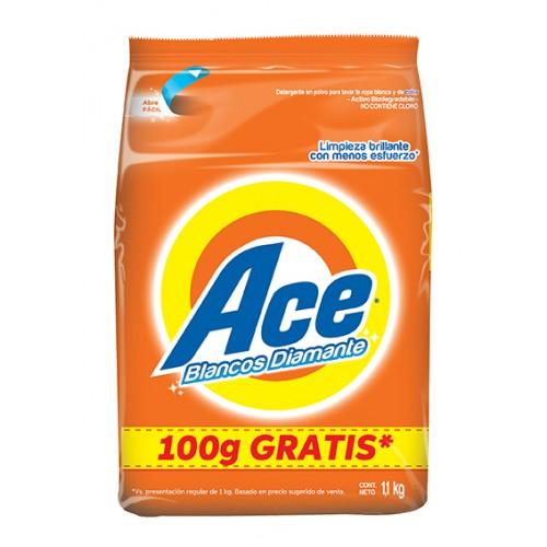 Chedraui: Detergente ACE 1.1 KG a $1.10