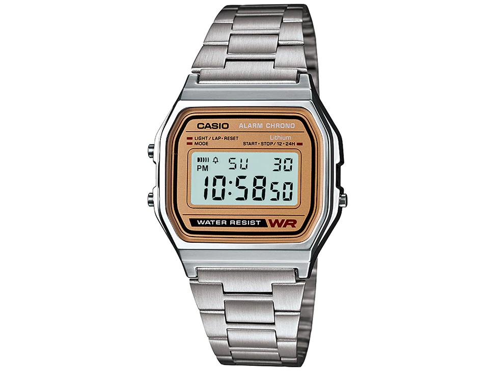 LIVERPOOL Reloj unisex Casio Vintage A158WEA-9VT