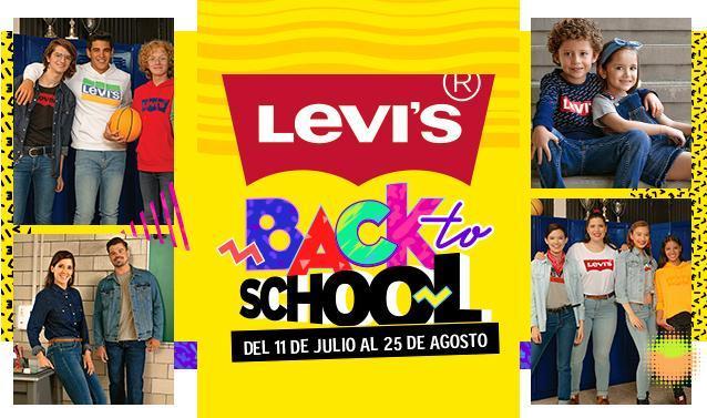 Levis Tailor Shop : Gratis en la compra de cualquier prenda