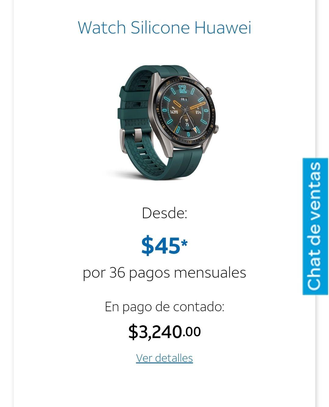 AT&T: Huawei Watch