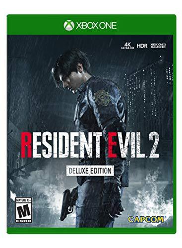 Amazon: Resident evil 2 deluxe edition