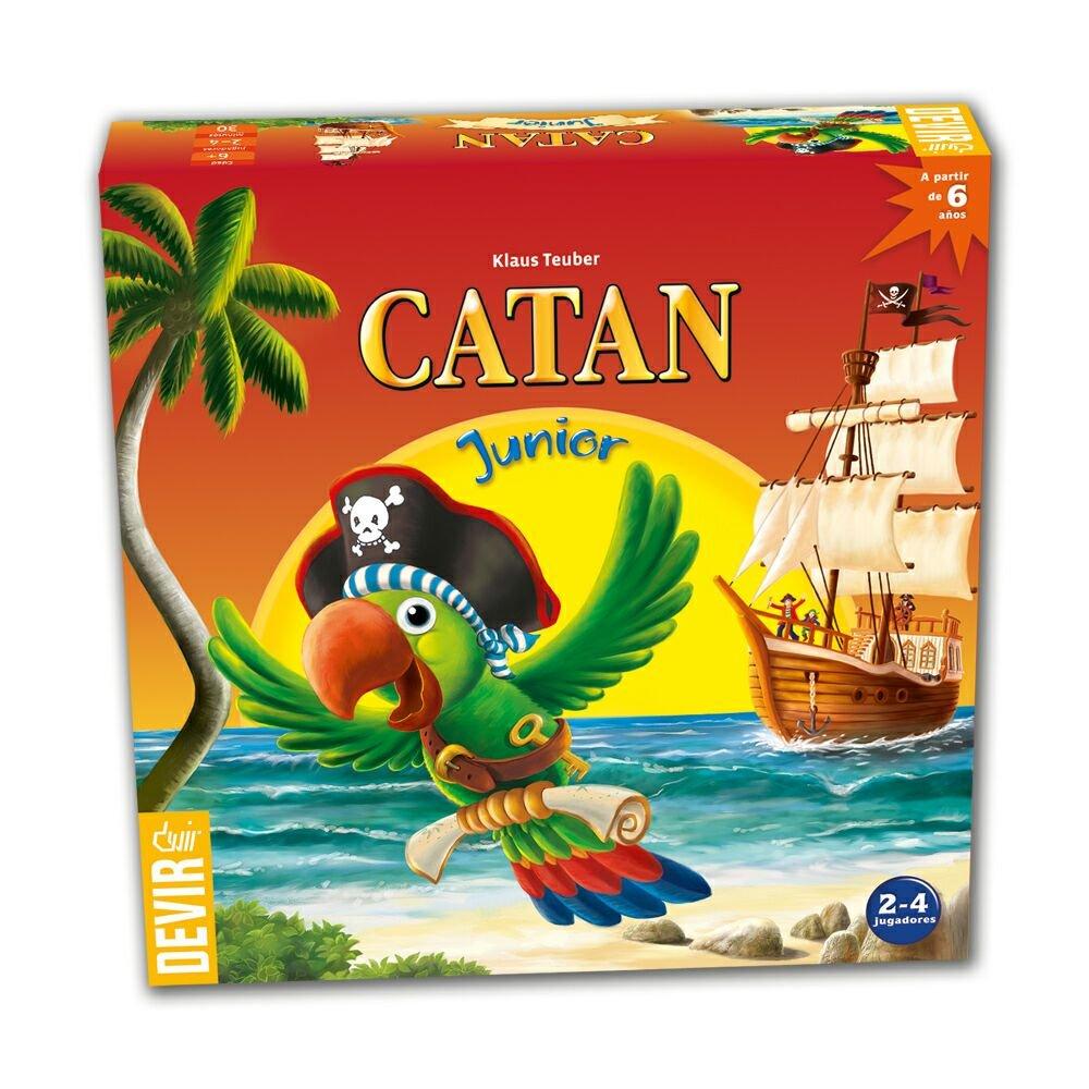Palacio de Hierro: Ofertón juego de mesa Catan Junior
