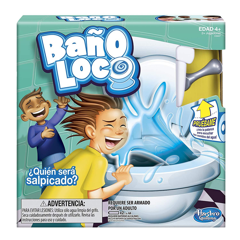 Hasbro Gaming Baño Loco en Palacio