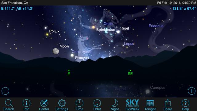 App Educativa SkySafari 5 para iOS, GRATIS por 48 horas en iTunes.