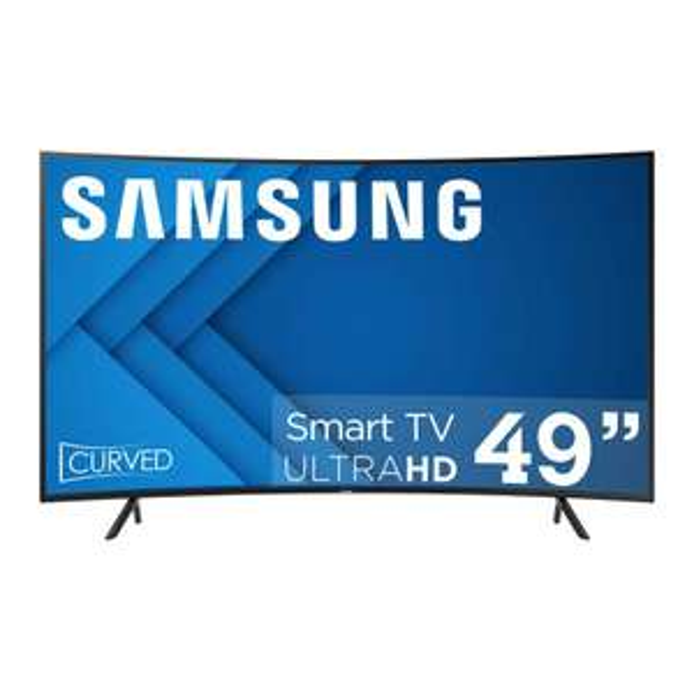 "Sam's Club: Smart TV Samsung 49"" 4K UHD Curva Serie 7300"