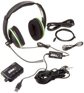 Amazon mx: Auriculares Turtle Beach Ear Force DXL1 - Refurbished -