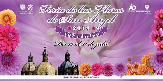 CDMX: Feria de las flores eventos culturales gratuitos