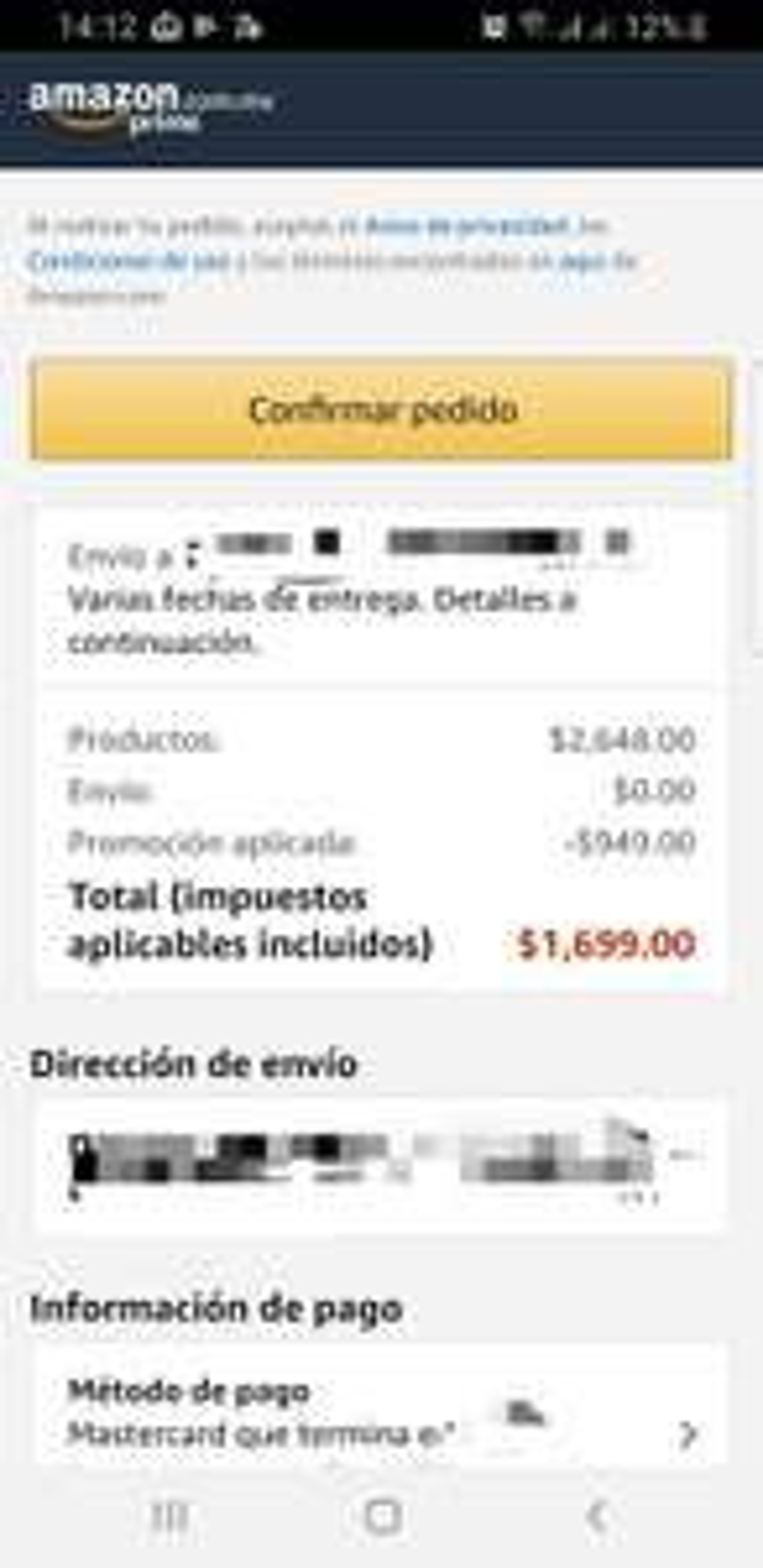 Amazon: Ring v1 + Alexa Dot en $1699