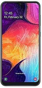 Amazon: Galaxy A50 (4GB/128GB) (Pagando con Banorte $4,598)