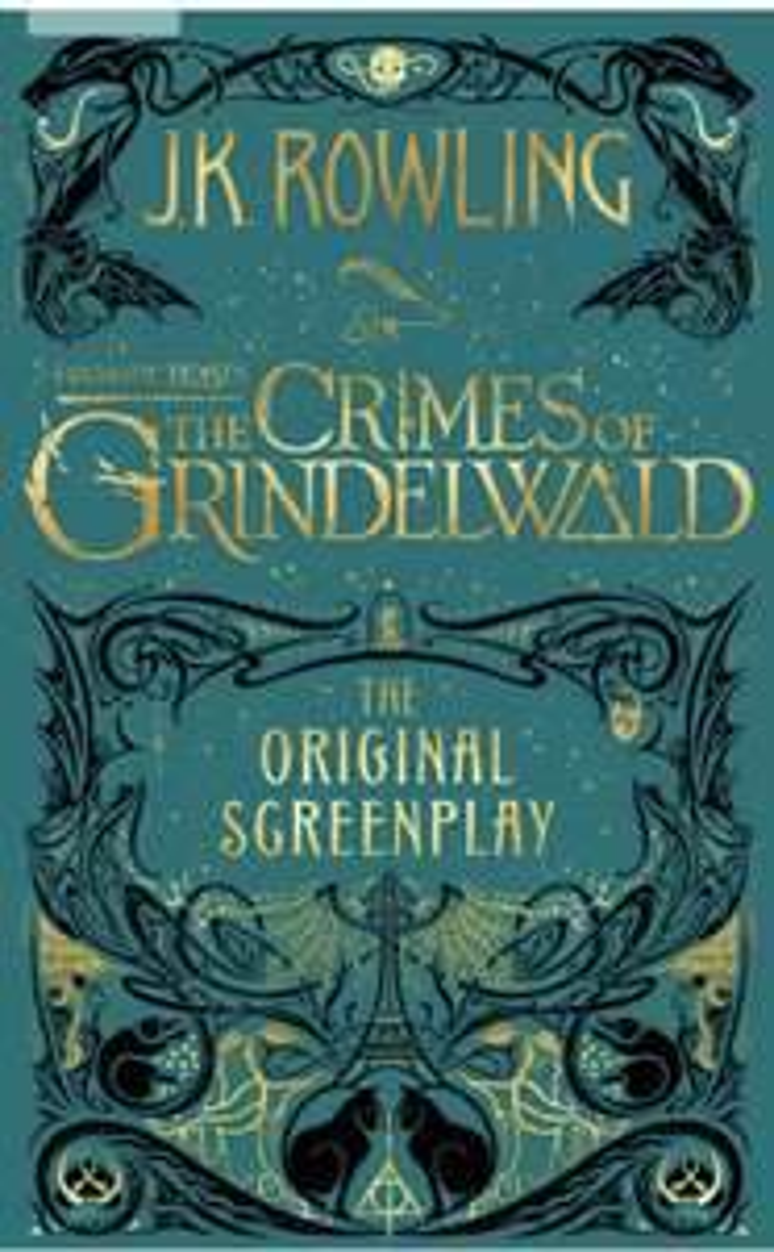 Amazon: los crimenes de Grindelwald