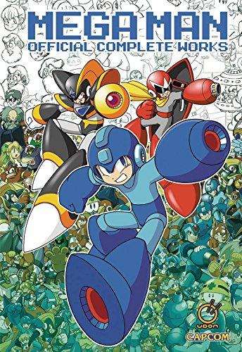 Amazon Prime Day: Libro de arte Megaman (Inglés)