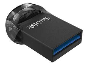 Amazon: USB SanDisk 128GB USB 3.1 Ultra Fit Z430 130Mb/S