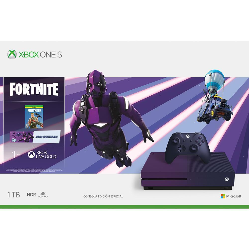 Xbox One S Fortnite Elektra online