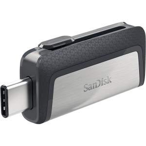 Amazon: Memoria USB dual 256gb SOLO MIEMBROS PRIME