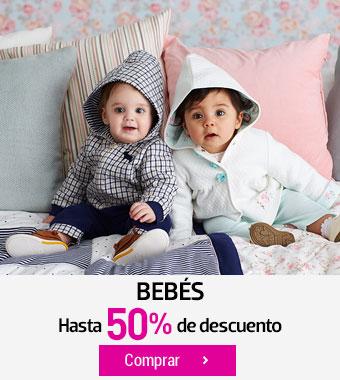 Liverpool: hasta 50% de descuento en departamento de Bebés