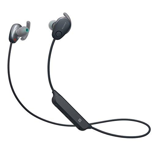 Amazon: Sony WI-SP600N/PMUC Audífonos Deportivos Internos Inalámbricos