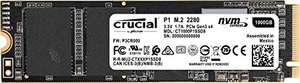 Amazon (Oferta relampago): Crucial P1 1TB 3D NAND NVMe PCIe M.2 SSD - CT1000P1SSD8