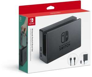 Amazon Prime Day: Nintendo Switch Dock Set (pagando con Amazon Recargable)