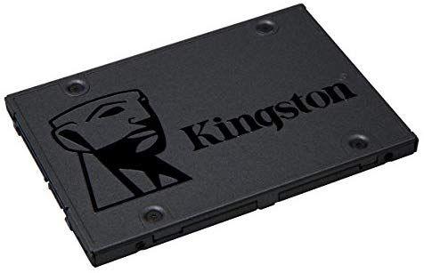 "Amazon: Kingston SA400S37/480G Unidad de Estado Sólido 480 GB, 2.5"""
