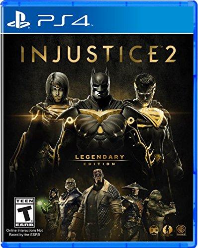 Amazon Prime: Injustice 2 Legendary Edition Mejor Precio. Para Playstation 4 y Xbox