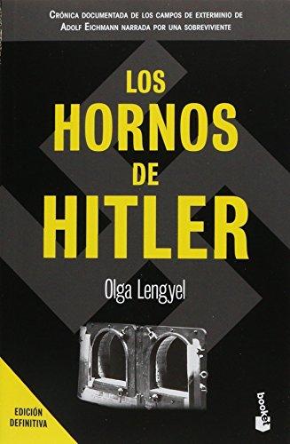 Amazon MX Prime: Libro fisico Los Hornos de Hitler