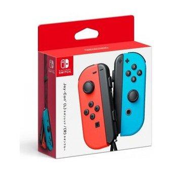 Linio: Controles Joycon L y R Para Nintendo Switch-Rojo y Azul, precio pagando con PayPal