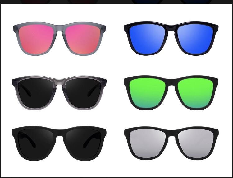 Tienda oficial Hawkers ML: Lentes de sol (dos piezas) diferentes colores