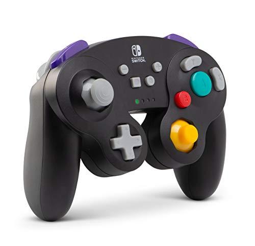 Amazon: Control Inalámbrico para Nintendo Switch - Estilo GameCube
