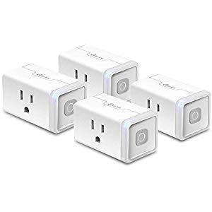 Amazon: Smart WiFi Plug Lite TP-Link  no requiere Hub, funciona con Alexa y Google