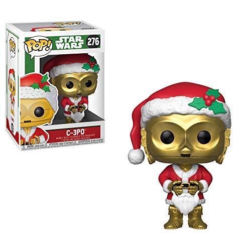 Amazon: Funko Figura holiday santa mulicolor  Santa C-3Po