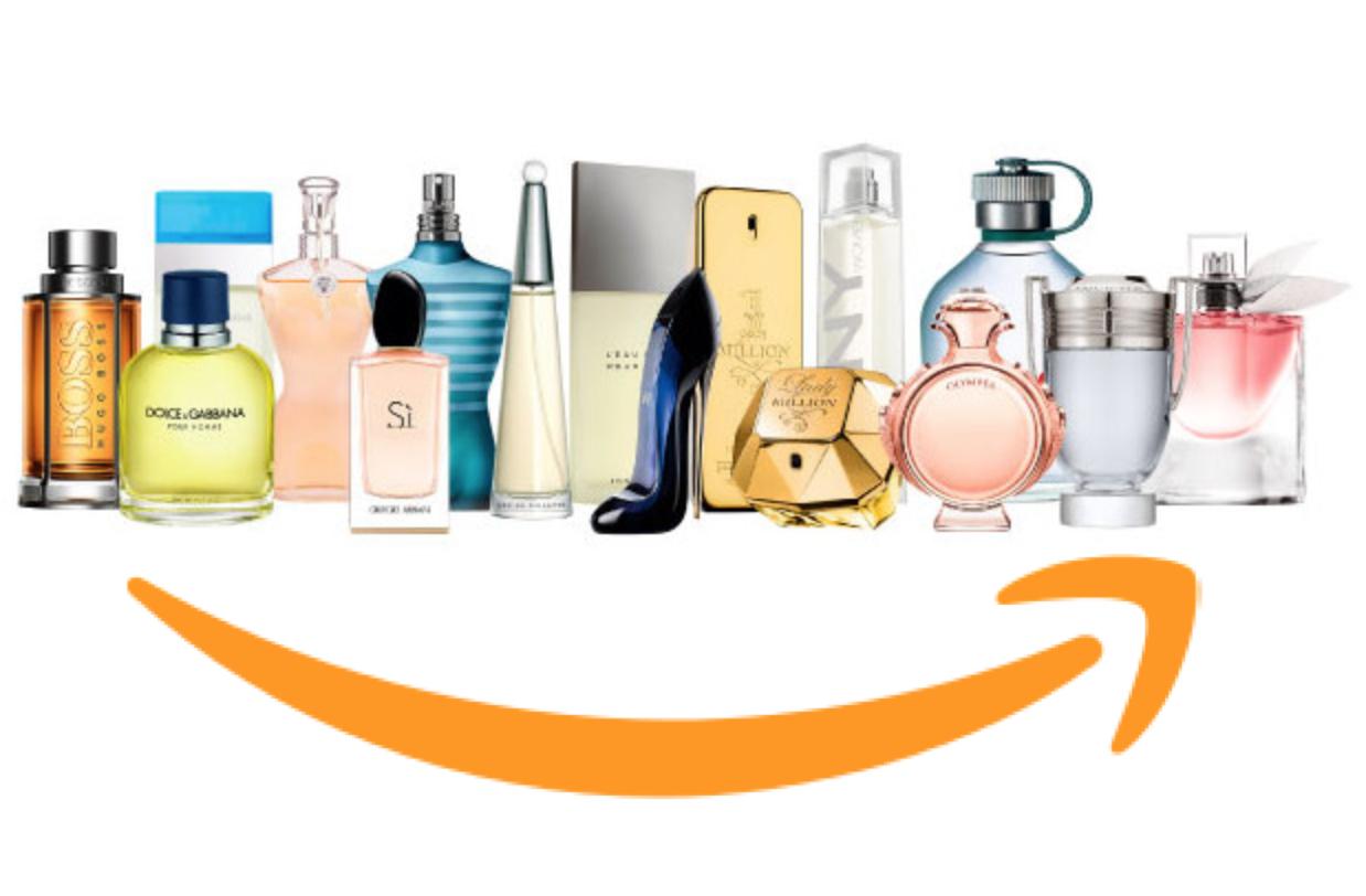 Amazon: Perfumes + Guia de compras para Dummies