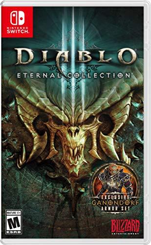Amazon: Diablo III Eternal Collection. Para Nintendo Switch