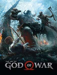 Amazon Prime: Libro The Art Of God Of War pasta dura de colección