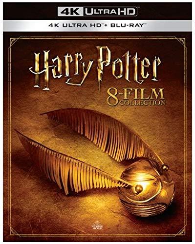 Amazon: Harry Potter 8-film Collection (4kUHD) [Blu-ray]