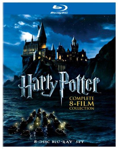 Amazon: Harry Potter colección de las 8 películas en bluray