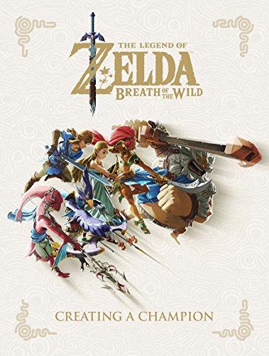 Amazon: The Legend of Zelda: Breath of the Wild--Creating a Champion (Inglés) Pasta dura – 20 nov 2018