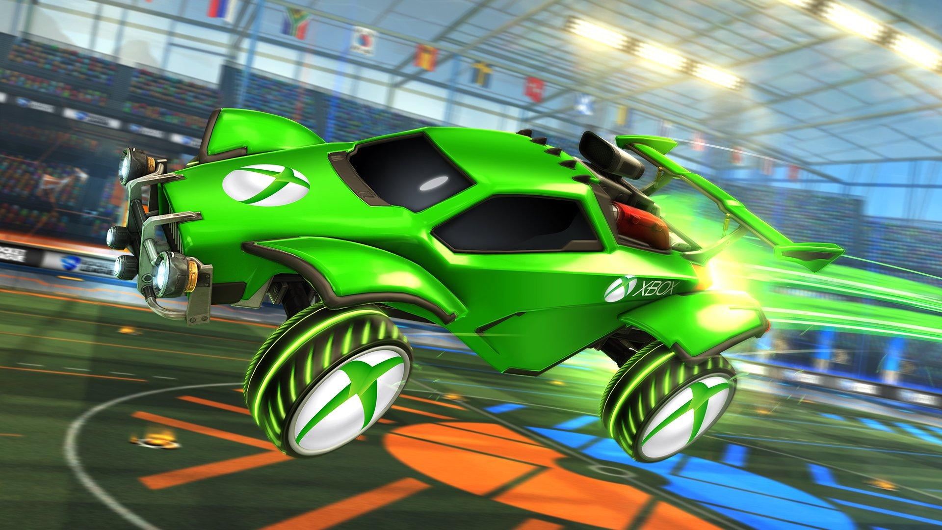 Microsoft Store: Rocket League - Xbox Customatization Pack gratis.