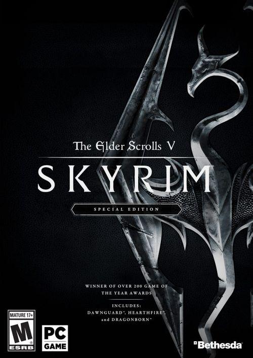 cdkeys.com: The Elder Scrolls V Skyrim Special Edition PC